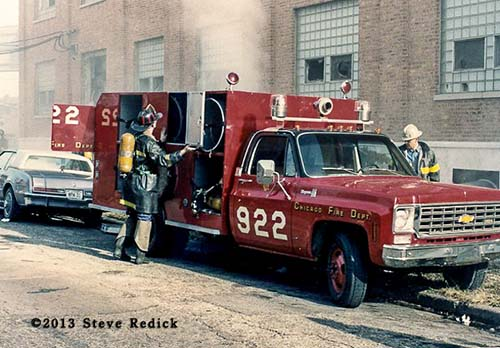 Chicago Fire Department smoke ejector