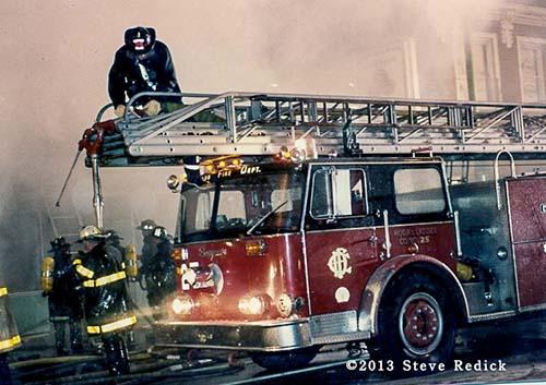 Chicago Fire Department Truck 25