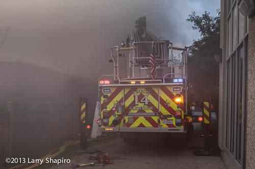 Highland Park Fire Department