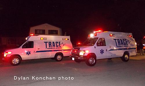 Trace Ambulance Co