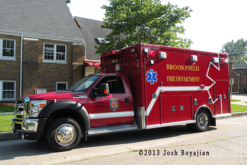 Brookfield Fire Department