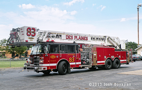 Des Plaines Fire Department
