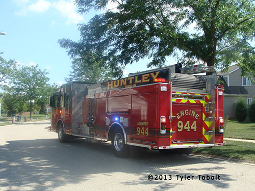 Huntley Fire Protection District