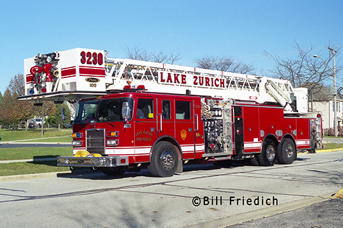 lake Zurich Fire Department