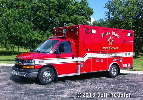 Lake Villa Fire Department