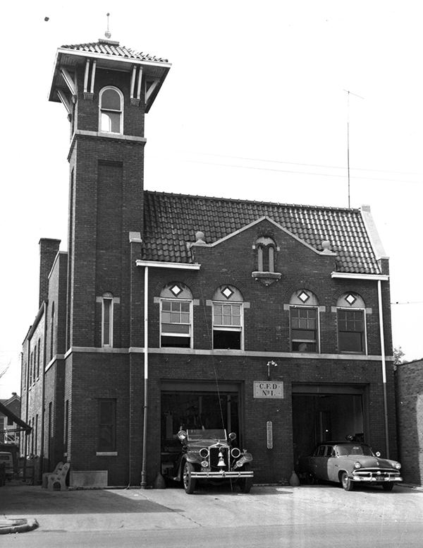 Cicero Fire Department history