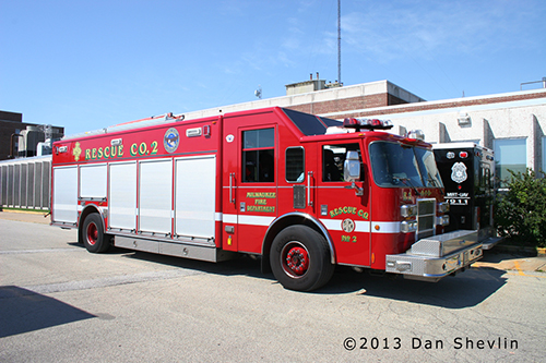 Milwaukee Fire Muster