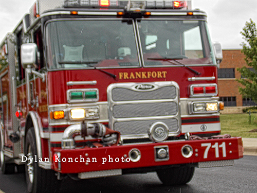 Frankfort Fire Department