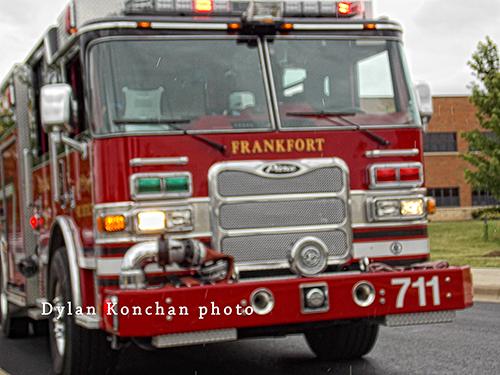 Frankfort Fire Department