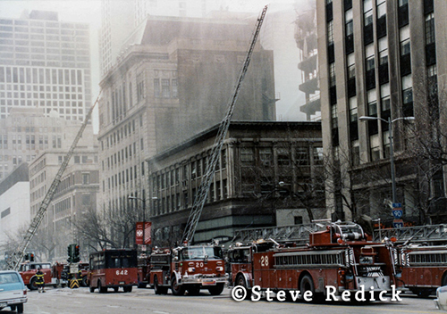 Chicago Fire Department history