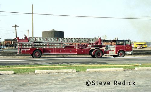 Elk Grove Village Fire Department history