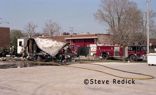 Morton Grove Fire Department history