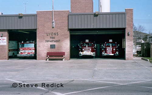 Lyons Fire Department