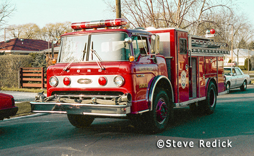Skokie FIre Department history