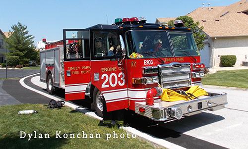 Tinley Park Fire Department
