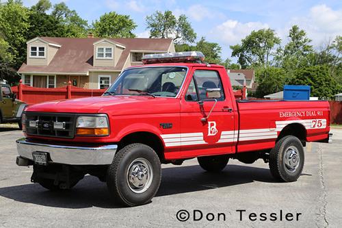 Bensenville Fire Department