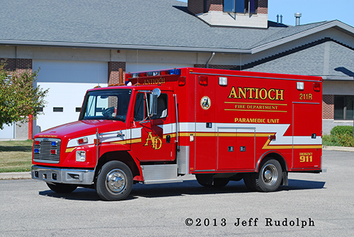 Antioch Fire Department