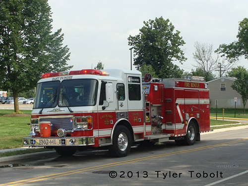 East Dundee Fire Protection District