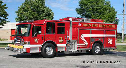 Niles FIre Department