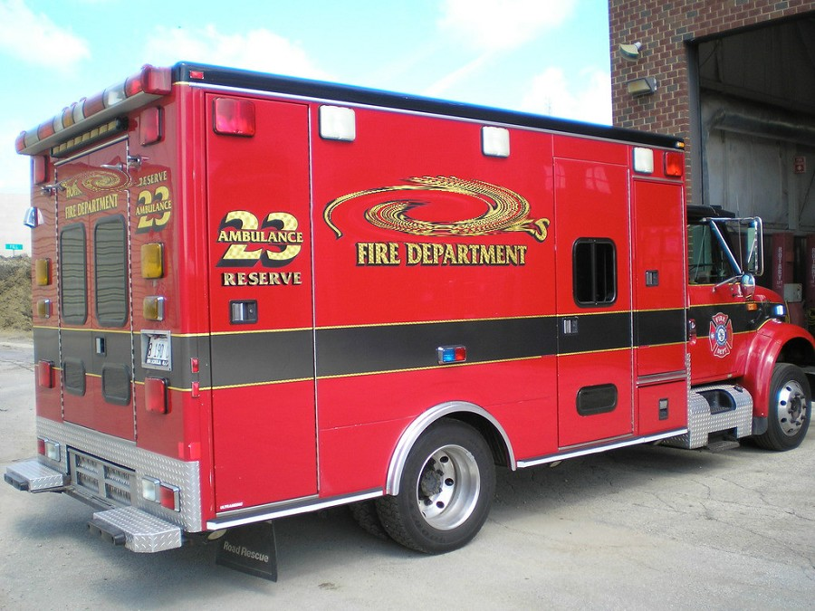 Hoffman Estates Fire Department