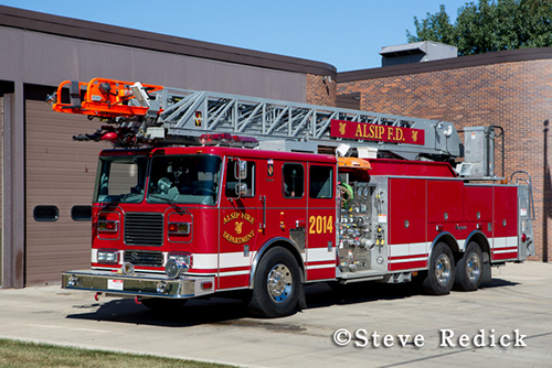 Alsip Fire Department