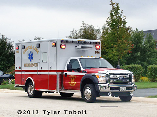 Crystal Lake Fire Department