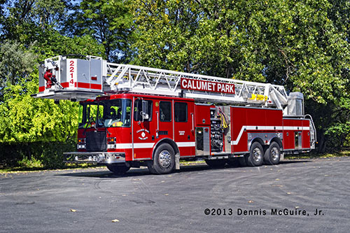 Calumet Park Fire Department