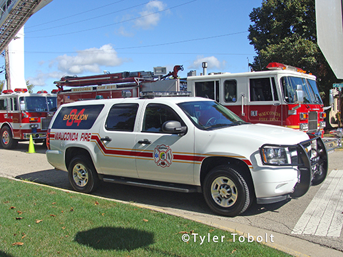 Wauconda Fire District apparatus
