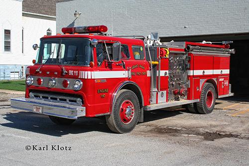 Grant Park Fire Protection District