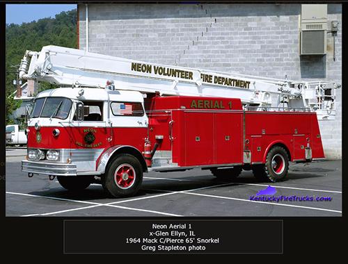 Neon Volunteer Fire Department