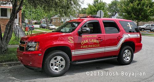 Oak Lawn Fire Department