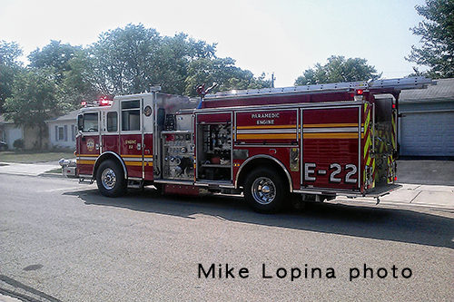Romeoville Fire Protection District