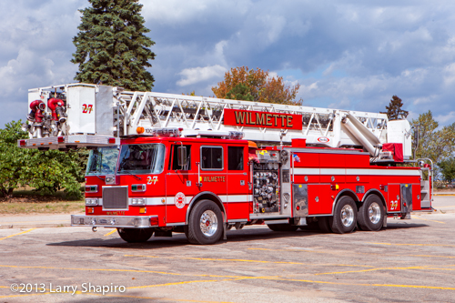 Wilmette Fire Department
