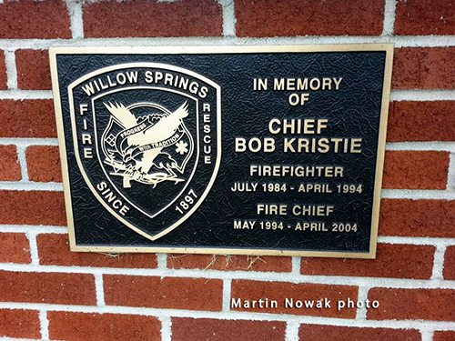 Willow springs FIre Department