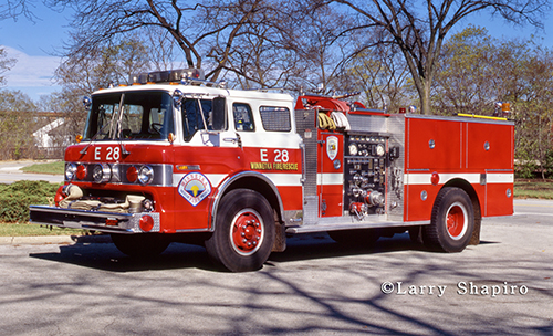 Winnetka Fire Department
