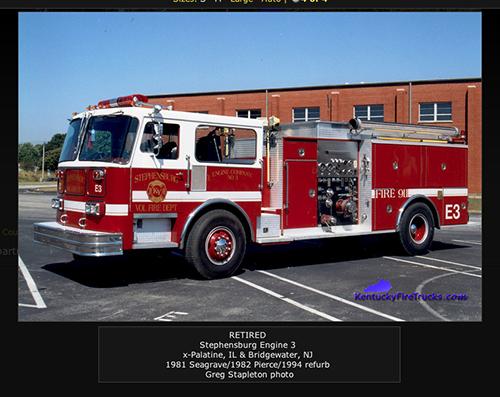 Stephensburg FIre Department
