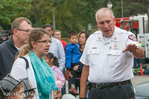 Long Grove Fire Protection District open house