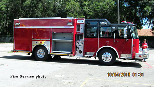 Northfield Fire Rescue Department