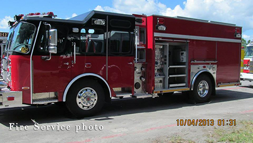 Northfield Fire Rescue Department