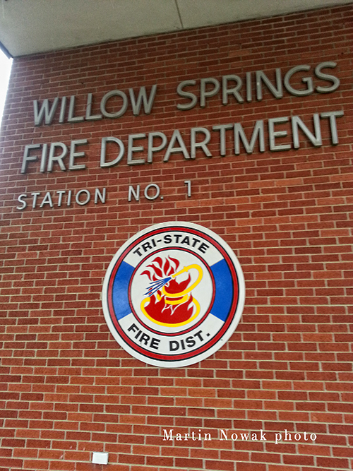 Willow Springs Fire Dep[artment