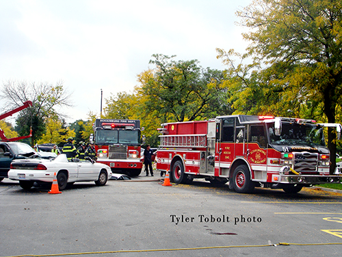 Schaumburg Fire Department open house