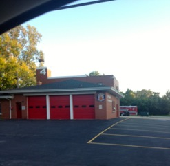Tri-State Fire Protection District fire station