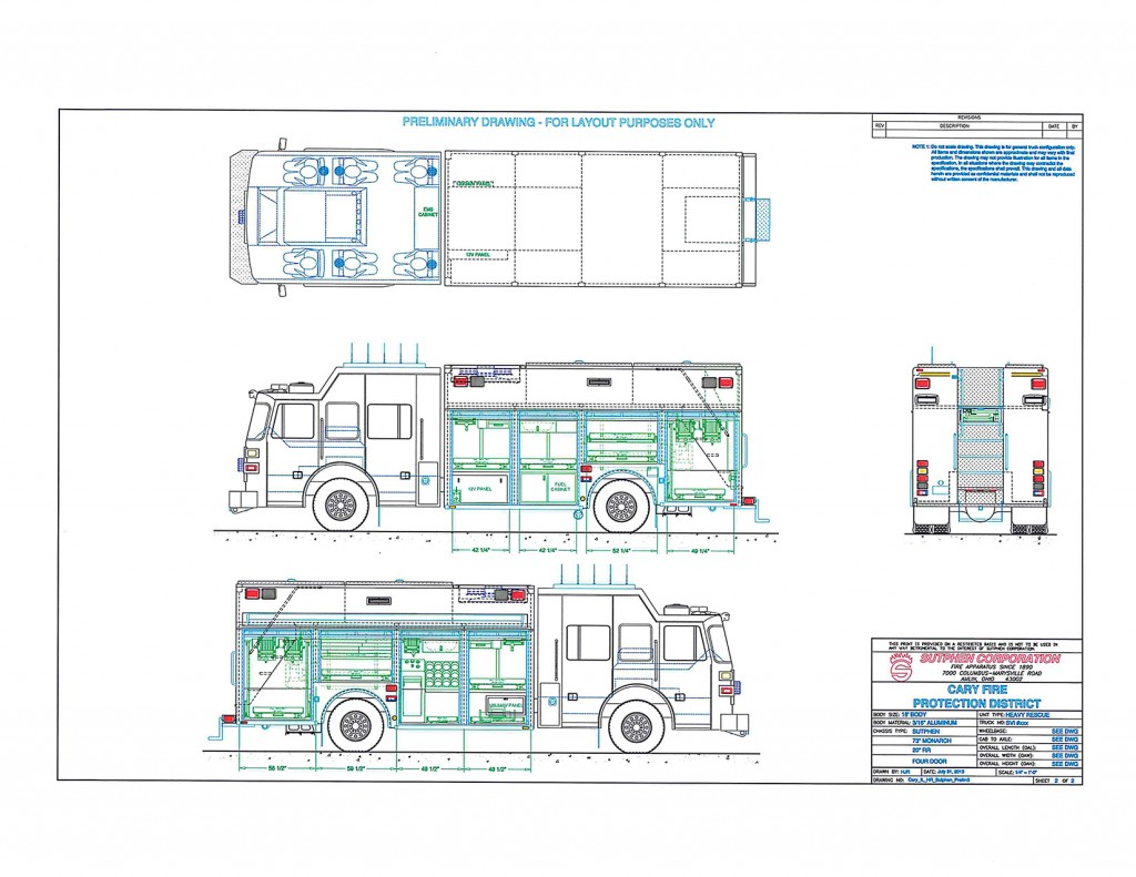Pierce Fire Engine Pump Diagram Data Schema Centrifugal Cutaway Truck One Line For Installation Drawing