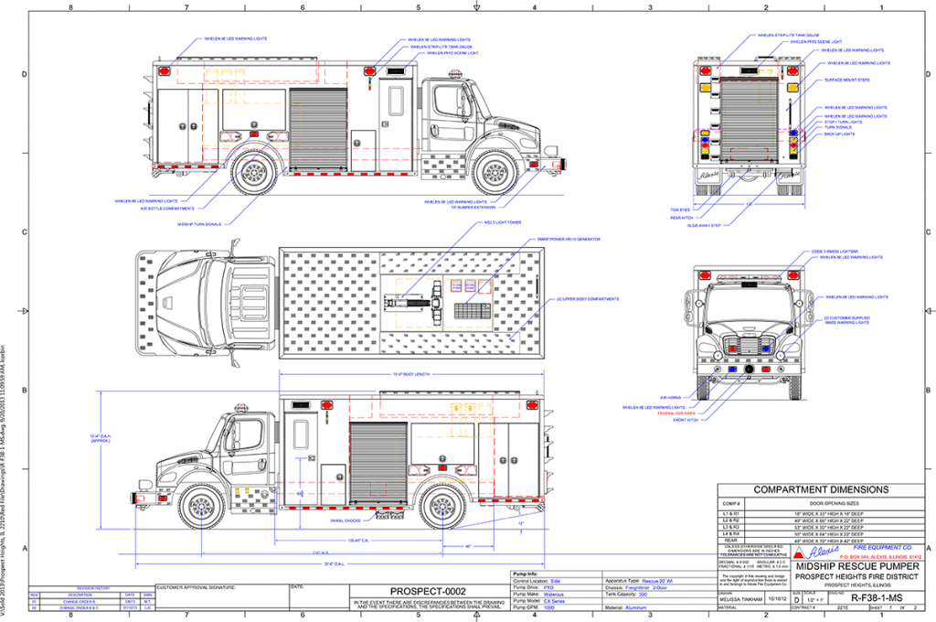 Design Squad Website >> drawings of new fire truck « chicagoareafire.com