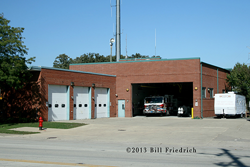 Tri-State Fire Protection District Fire Station 4