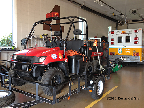 Lisle Woodridge FPD ATV