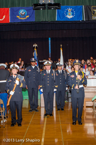 Buffalo Grove Fire and Police Honor Guard