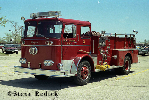 North Maine Fire Protection history
