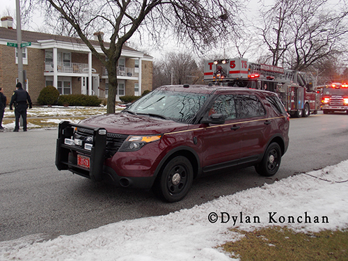 fire chief Ford Explorer