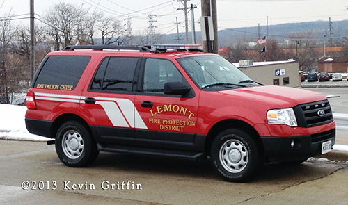 Lemont Fire Protection District